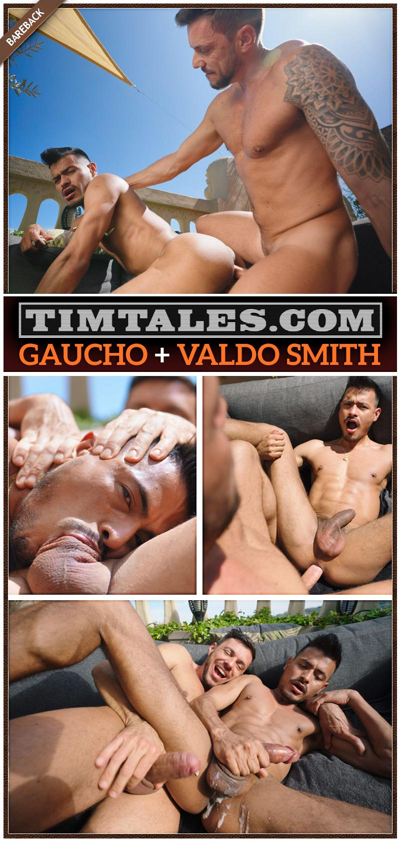 Gaucho Fucks Valdo Smith Cover