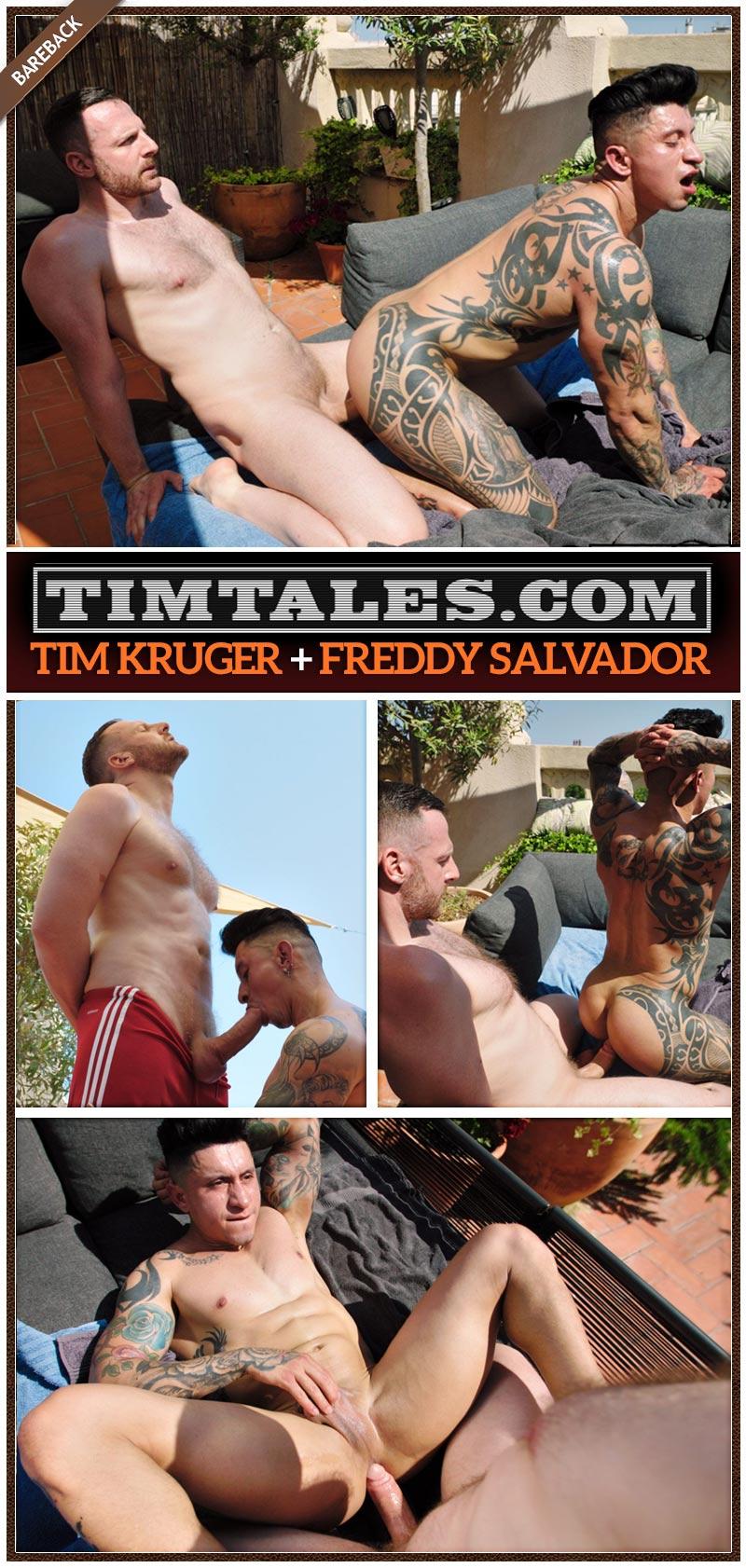 Tim Kruger Fucks Freddy Salvador at TimTales