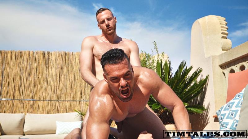 Tim Kruger Fucks Gabriel Lunna at TimTales