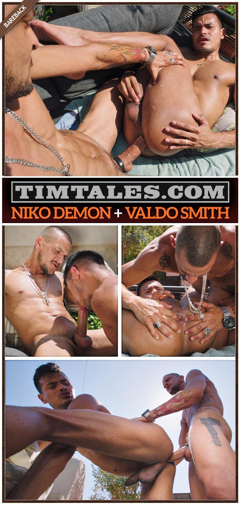 Niko Demon Fucks Valdo Smith at TimTales