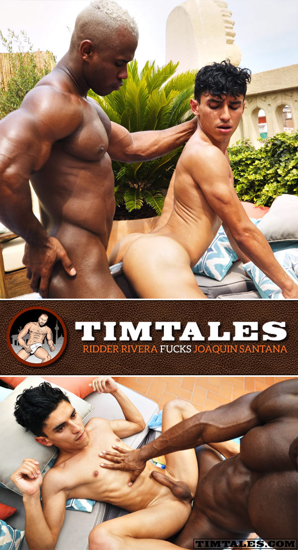 Ridder Rivera Fucks Joaquin Santana at TimTales
