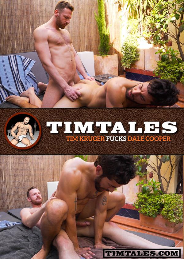 Tim Kruger Fucks Dale Cooper at TimTales
