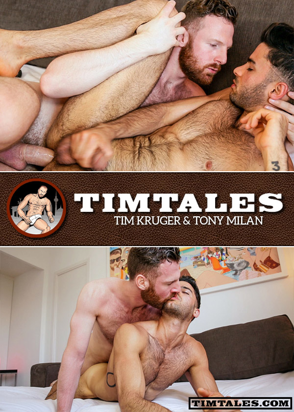 Tim Kruger & Tony Milan at TimTales