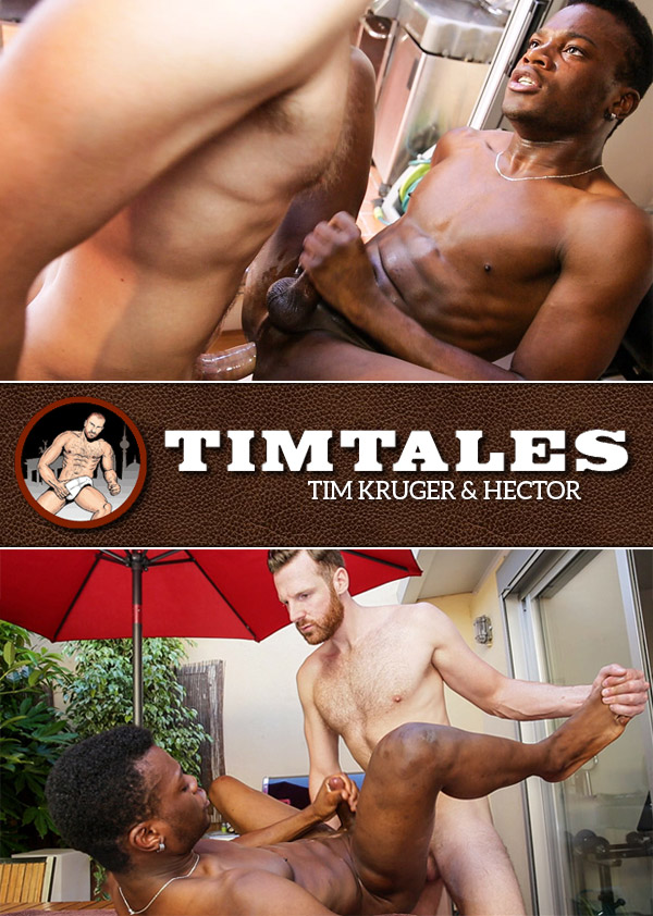 Tim Kruger & Hector at TimTales