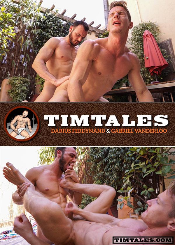 Darius Ferdynand & Gabriel Vanderloo (Flip-Fuck) at TimTales