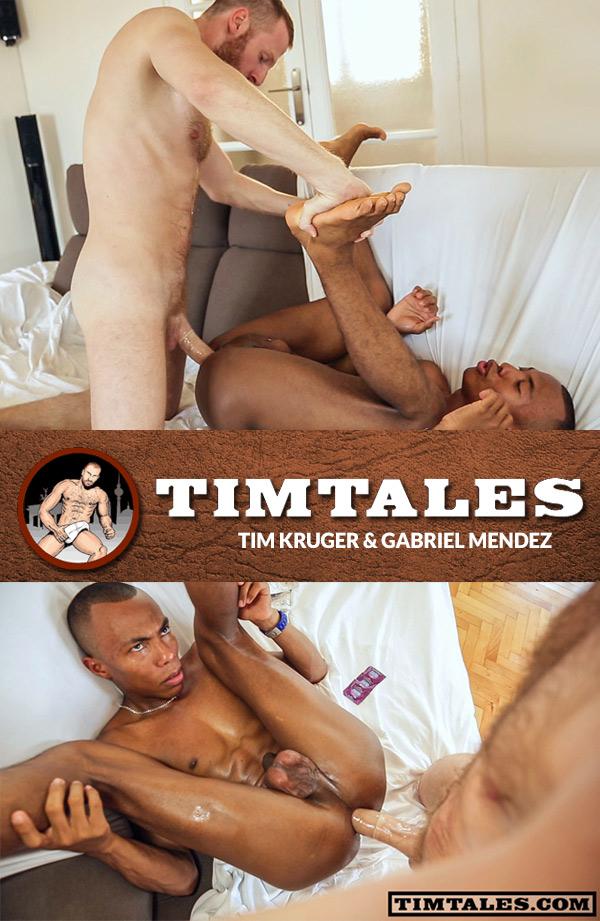 Tim Kruger & Gabriel Mendez at TimTales
