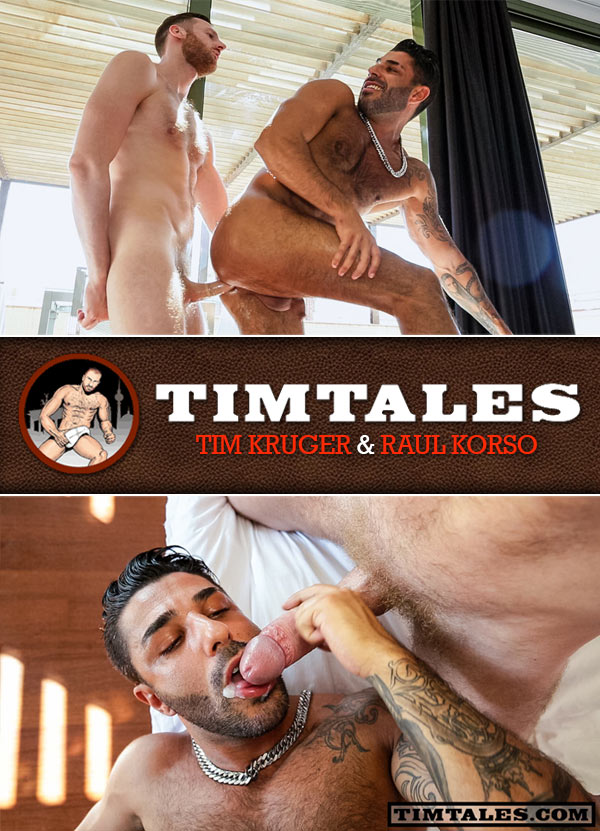 Tim Kruger & Raul Korso at TimTales