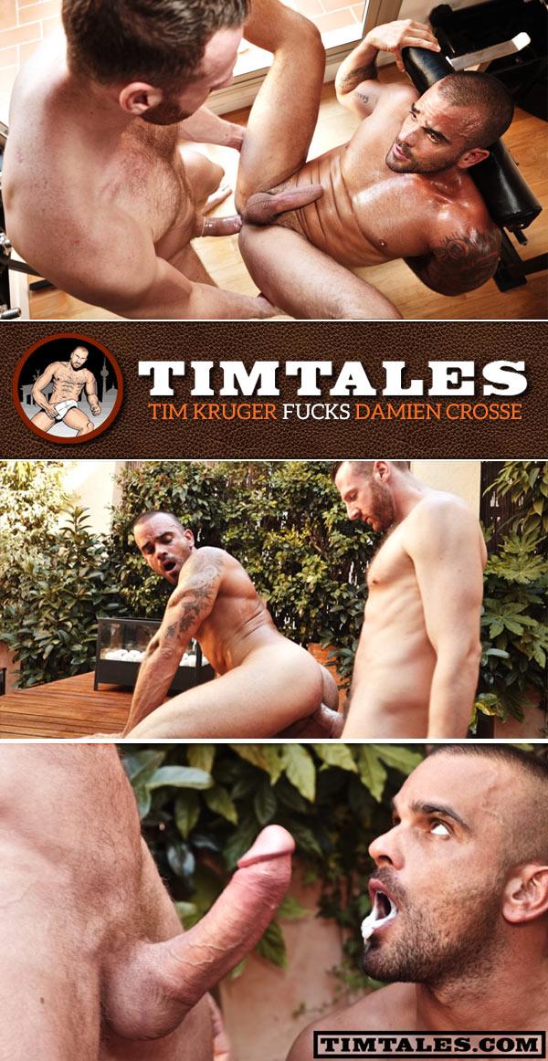 Tim Kruger Fucks Damien Crosse at TimTales