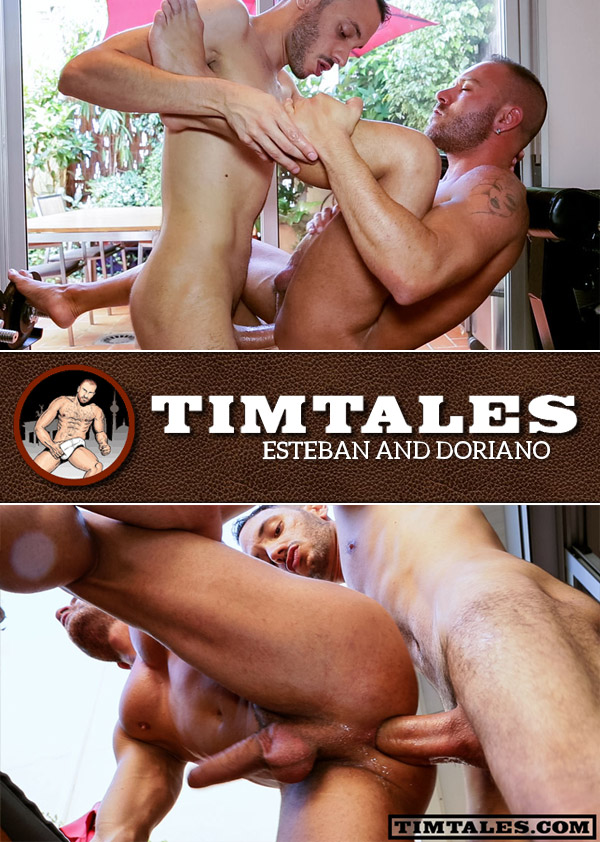 Esteban and Doriano (Bareback) at TimTales