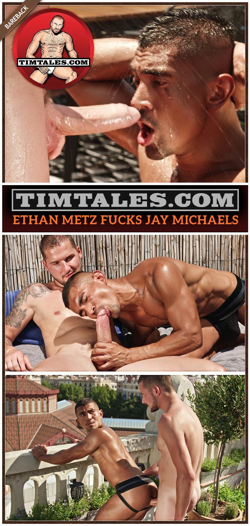 Ethan Metz Fucks Jay Michaels at TimTales