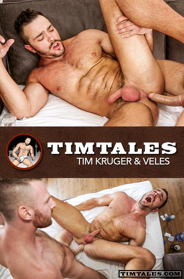 Tim Kruger & Veles at TimTales