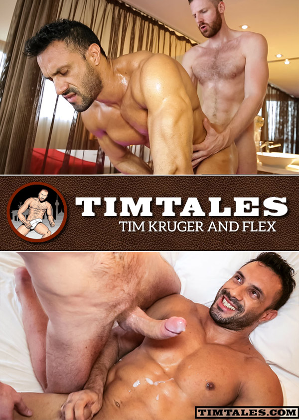 Tim Kruger & Flex at TimTales