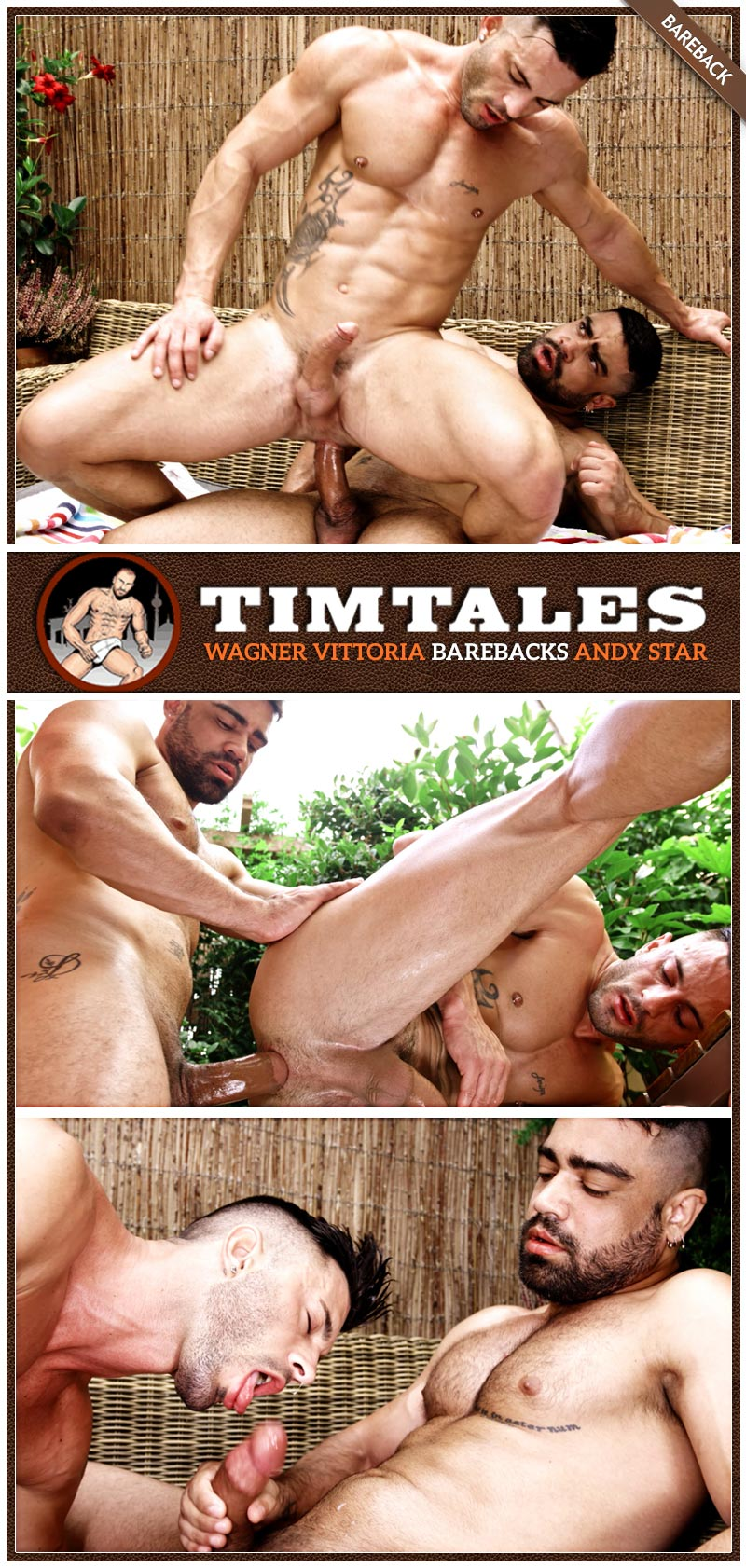 Wagner Vittoria Fucks Andy Star at TimTales