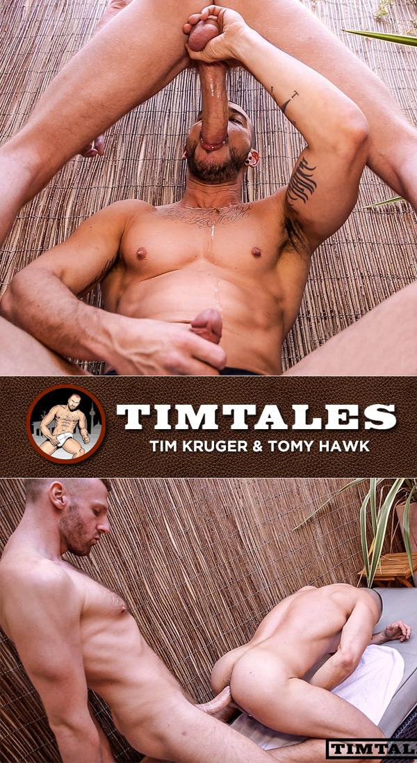 Tim Kruger & Tomy Hawk at TimTales