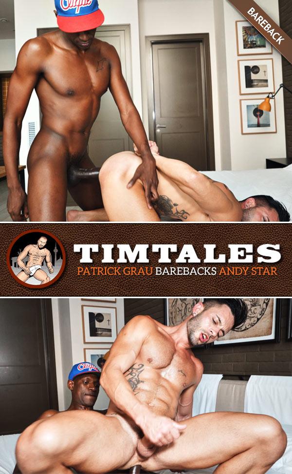 Patrick Grau Barebacks Andy Star at TimTales