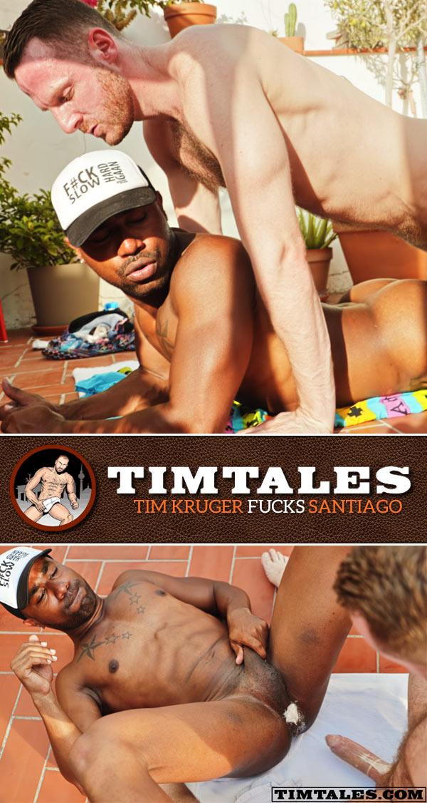 Tim Kruger Fucks Santiago at TimTales