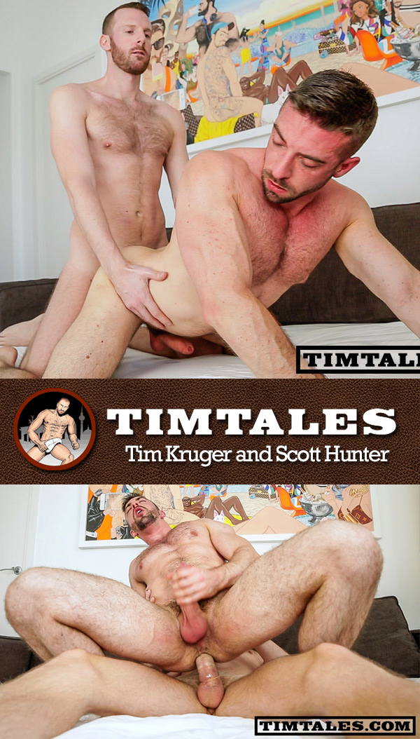 Tim Kruger & Scott Hunter at TimTales