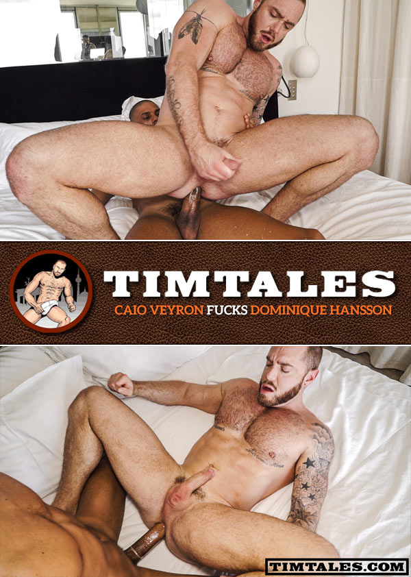 Caio Veyron Fucks Dominique Hansson at TimTales