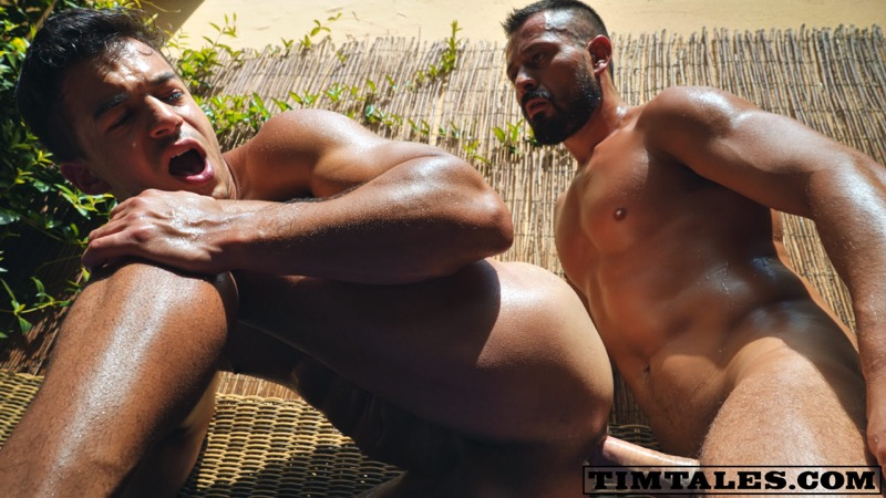 Cristian Sam Fucks Jonathan Miranda at TimTales