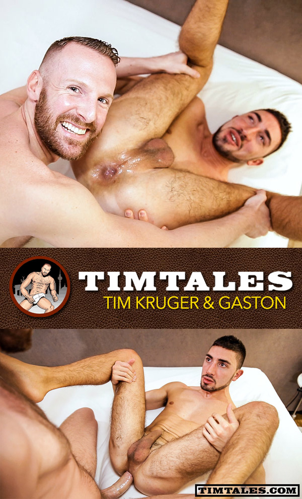 Tim Kruger & Gaston at TimTales
