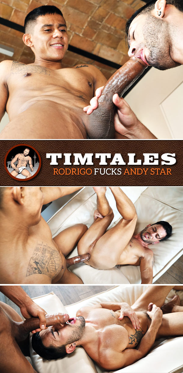 Rodrigo Fucks Andy Star at TimTales