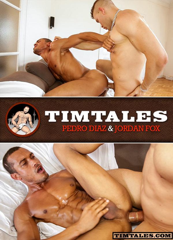 Pedro Diaz & Jordan Fox at TimTales