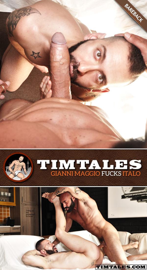 Gianni Maggio Fucks Italo (Bareback) at TimTales