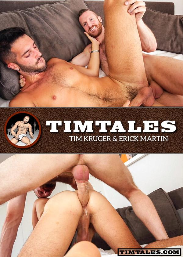 Tim Kruger & Erick Martin at TimTales