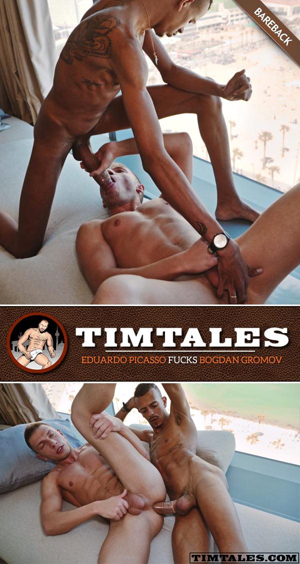 Eduardo Picasso Fucks Bogdan Gromov (Bareback) at TimTales