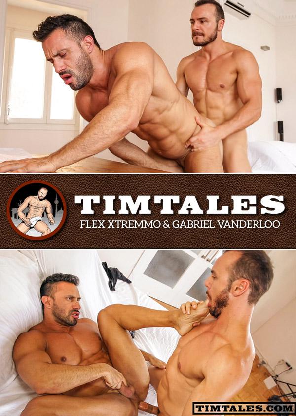 Flex Xtremmo & Gabriel Vanderloo at TimTales