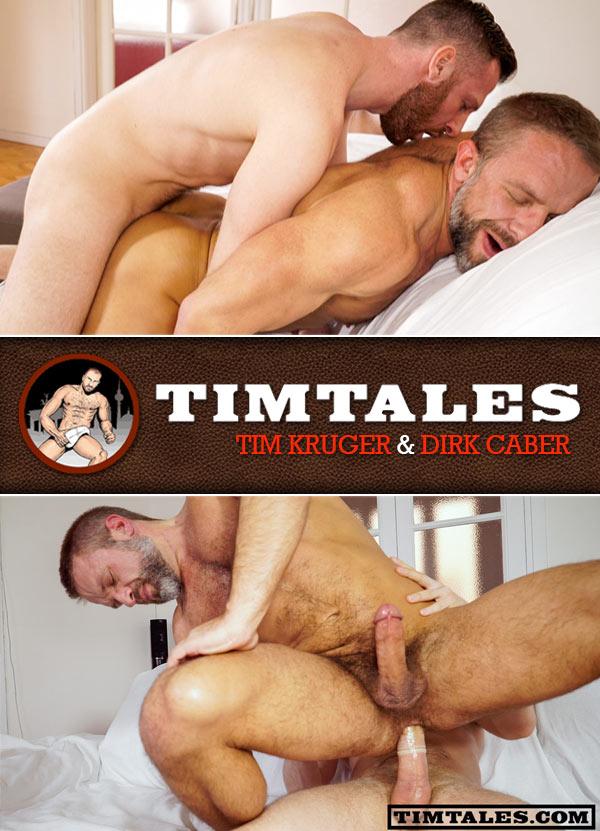 Tim Kruger & Dirk Caber at TimTales