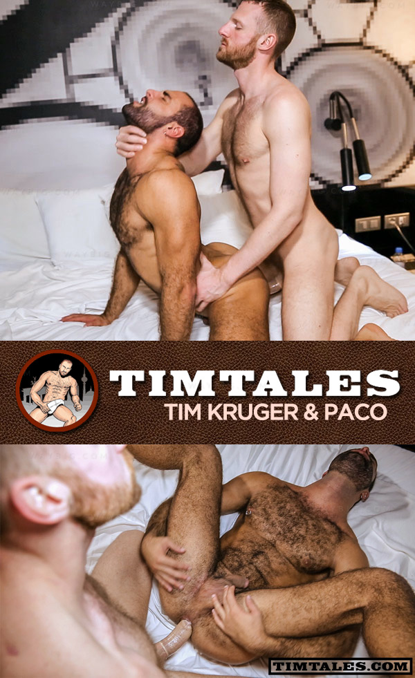 Tim Kruger & Paco at TimTales