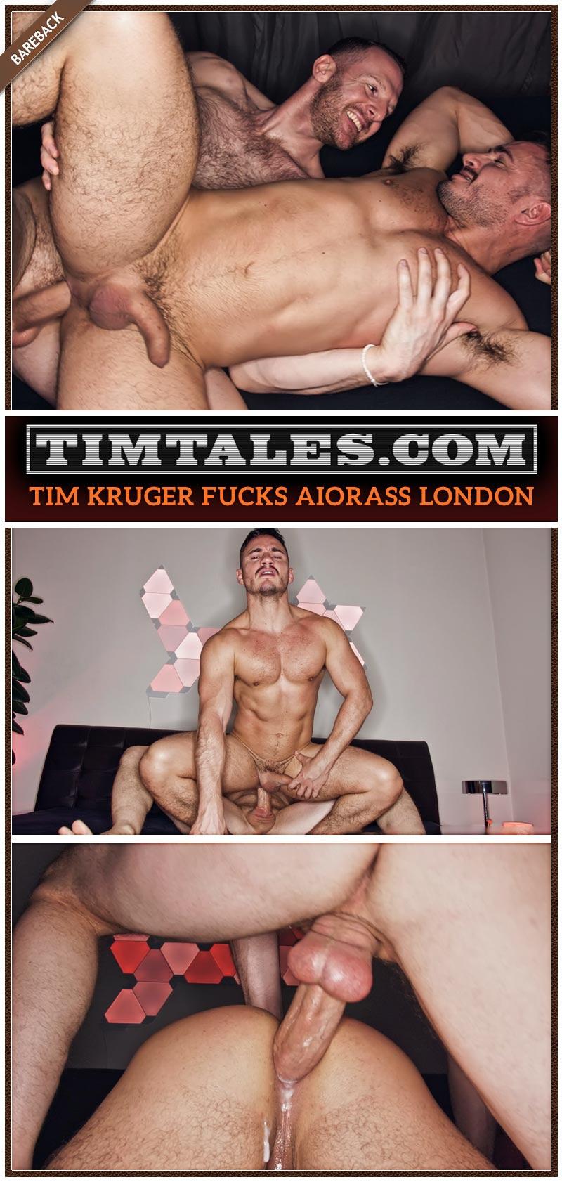 Bareback tim kruger Tim Kruger