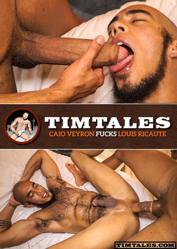 Caio Veyron Fucks Louis Ricaute Amadeo at TimTales