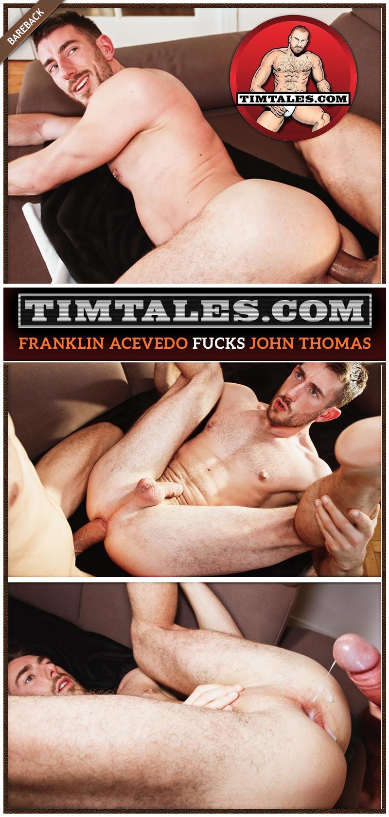 Franklin Acevedo Fucks John Thomas at TimTales