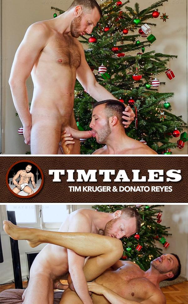 Tim Kruger & Donato Reyes at TimTales