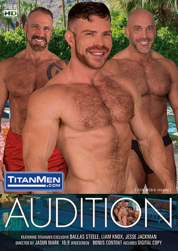 Audition (Liam Knox & Dirk Caber Flip-Fuck) (Scene 1) at TitanMen