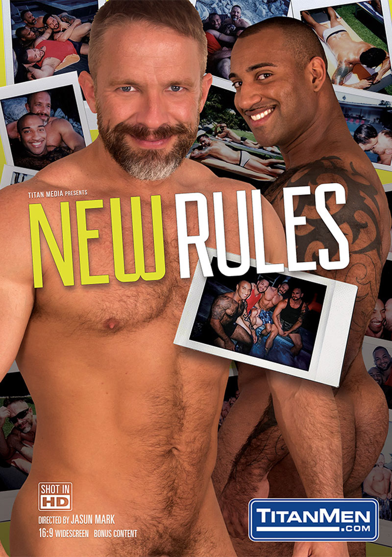 NEW RULES (Dakota Rivers Fucks Dirk Caber) (Scene 4) at TitanMen