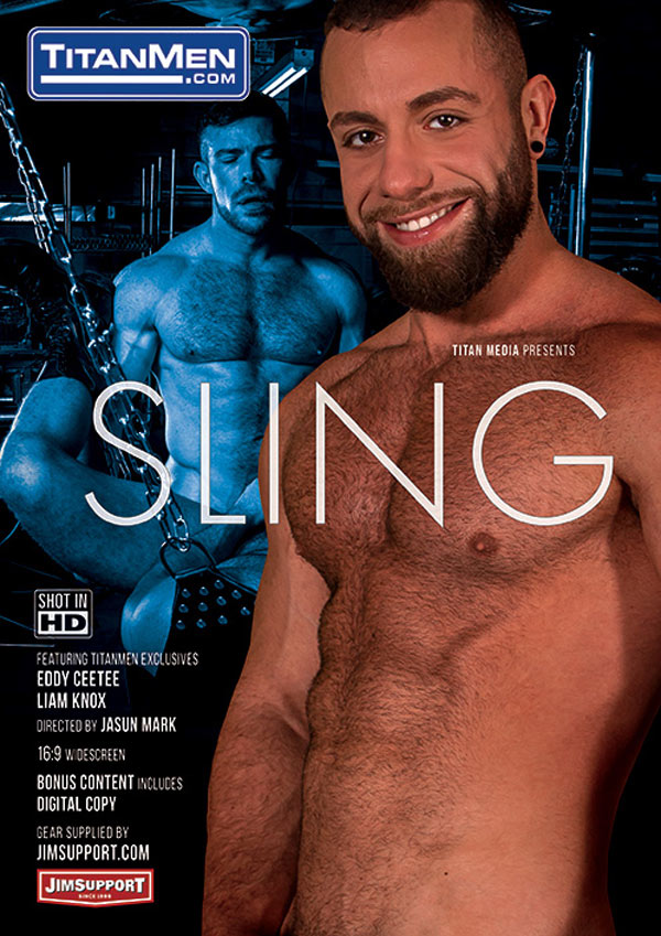 Sling (Tex Davidson and Alex Mecum Flip-Fuck) (Scene 2) at TitanMen