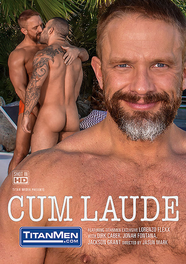 Cum Laude (Lorenzo Flexx with Jonah Fontana) (Scene 1) at TitanMen