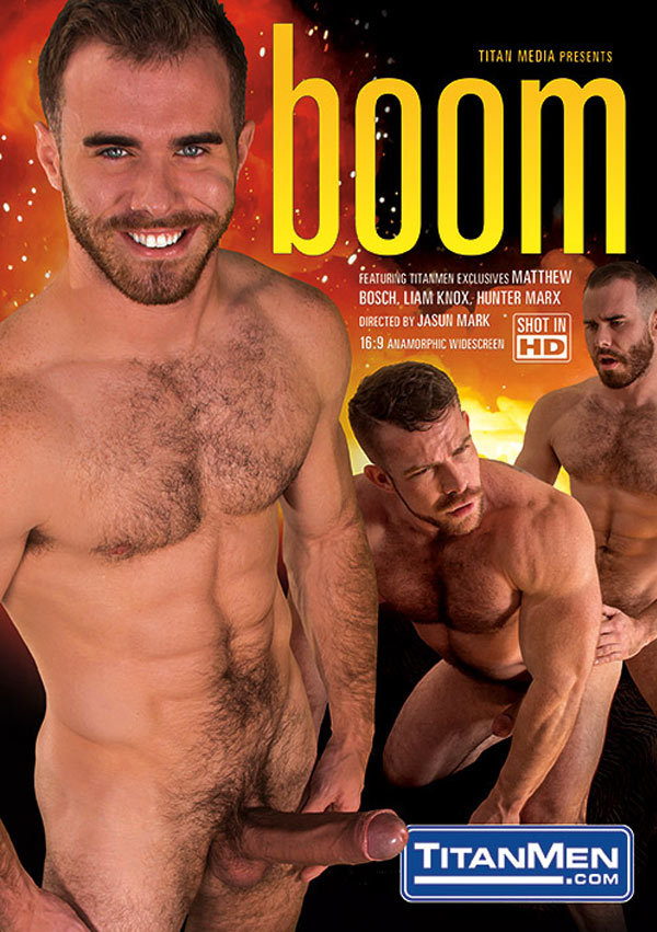 BOOM (Jason Vario Fucks Jack Hunter) (Scene 4) at TitanMen