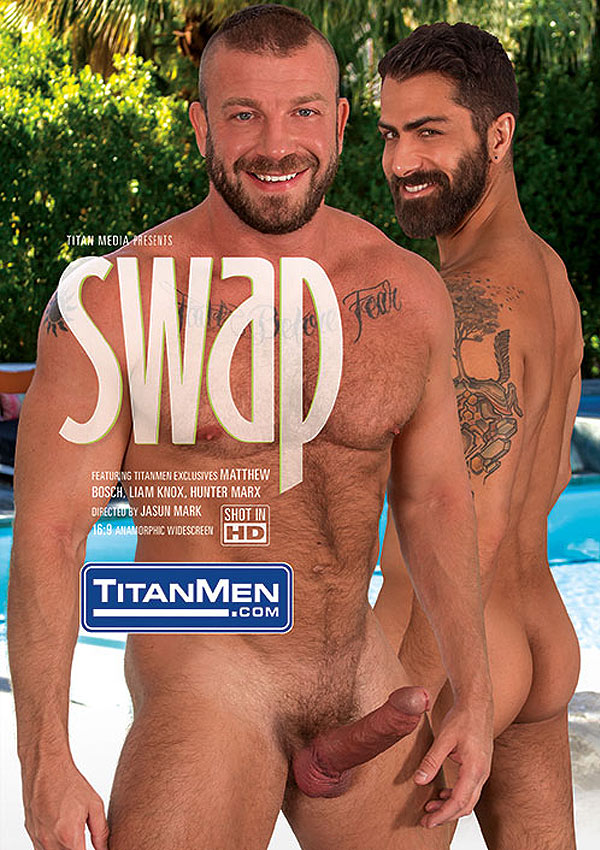 SWAP (Adam Thicke Fucks Luke Adams) (Scene 4) at TitanMen