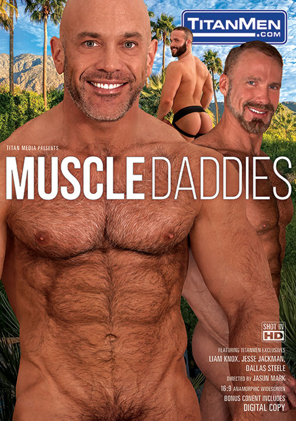 Muscle Daddies (Jason Vario Fucks Dallas Steele) (Scene 1) at TitanMen