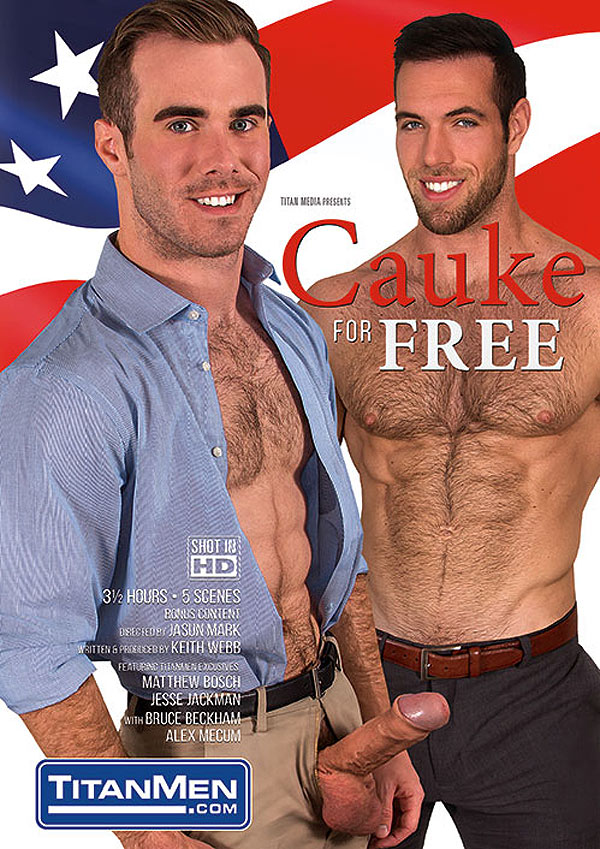 CAUKE for FREE (Jason Vario Fucks Alex Graham) (Scene 4) at TitanMen