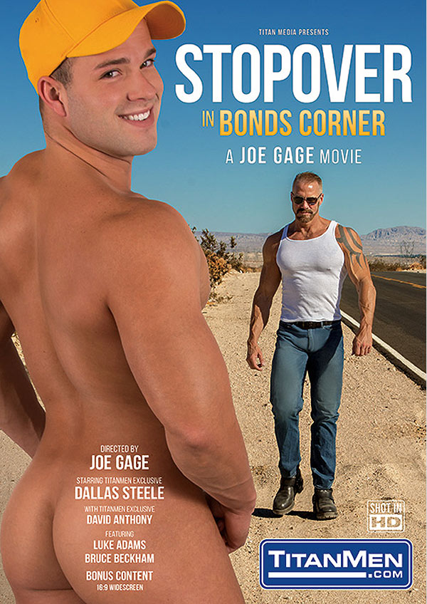 Stopover in Bonds Corner (Max Sargent Fucks Luke Adams) (Scene 2) at TitanMen