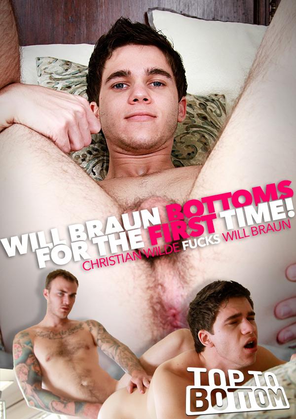 Christian Wild Pops Will Braun's Bottom Cherry at Top To Bottom