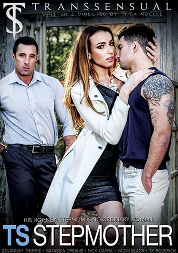 TS Stepmother (Nick Capra Fucks Savannah Thorne) (Scene 1) in 'TS Stepmother' at Transsensual