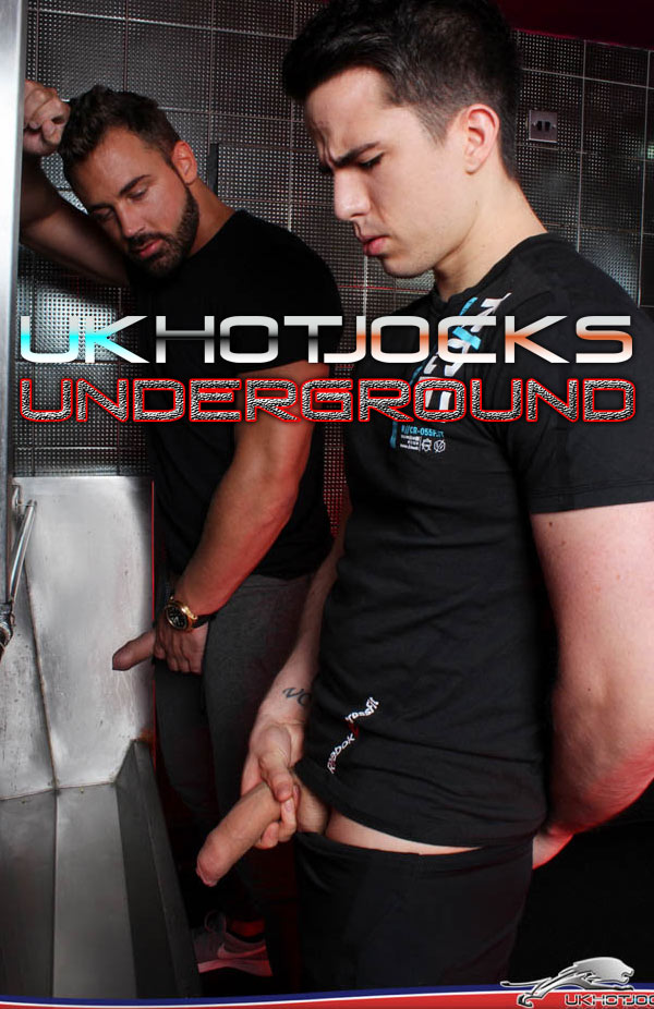 Underground (Brute Club Fucks Logan Moore) at U.K. Hot Jocks