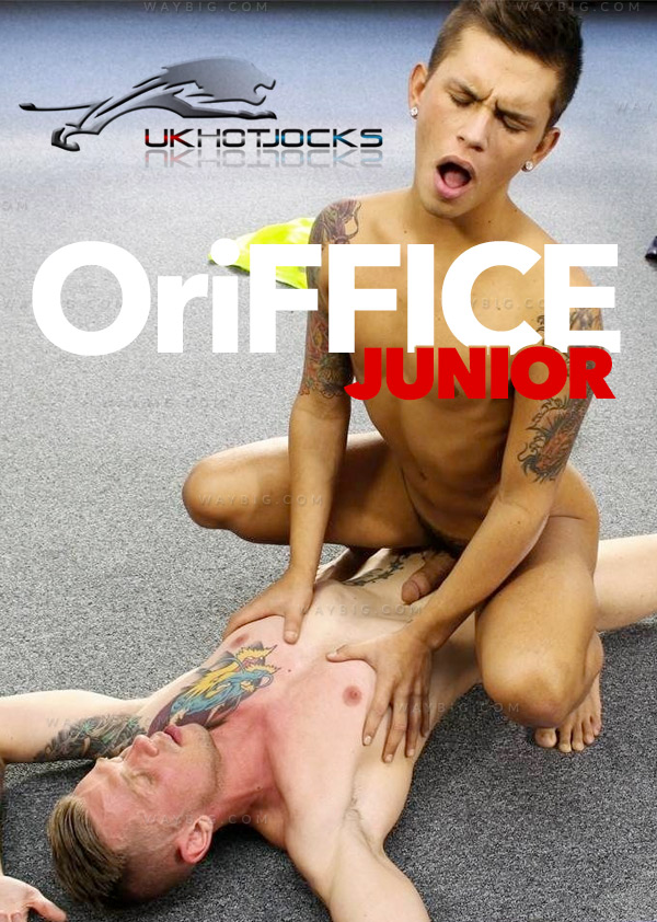 OriFFICE Junior (Seth Knight and Jake Cullen) (Scene 1) at U.K. Hot Jocks