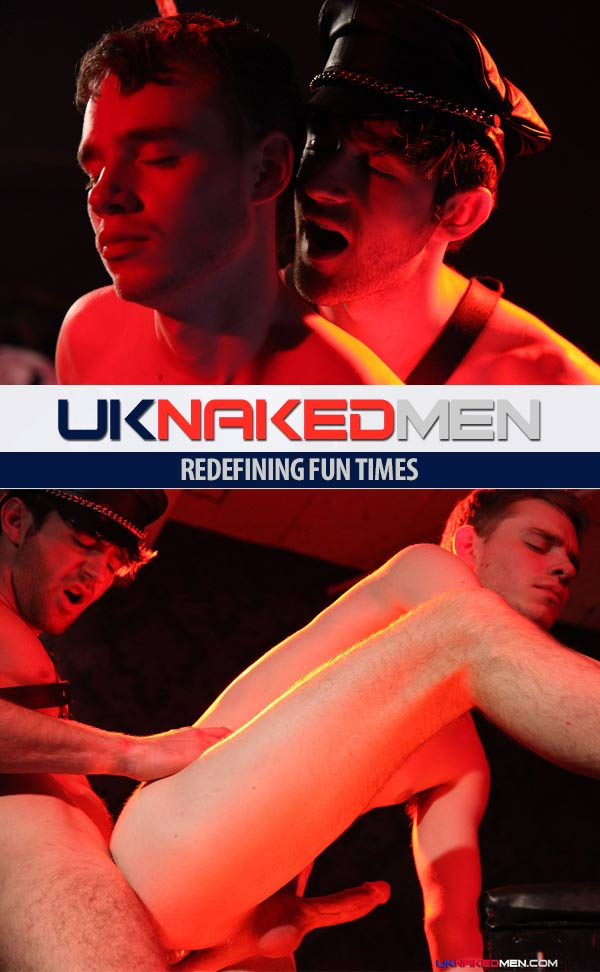 Redefining Fun Times (Woody Fox & James Longhill) at UKNakedMen